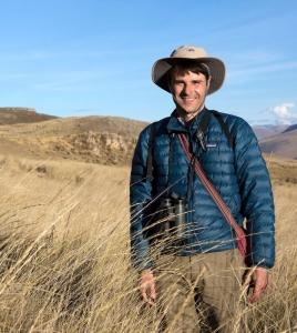 PeruExpedition 2018 Santiago in puna grassland by Sam SMALL